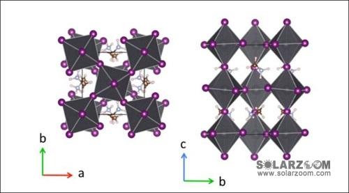 卤化金属钙钛矿型太阳能电池