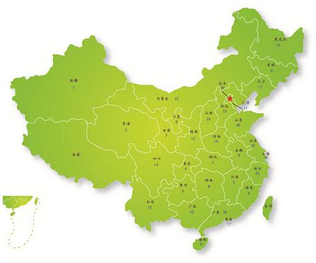 2014中国能源集团500强分析报告