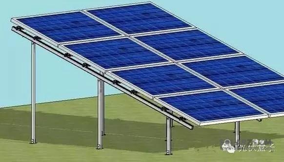 浅谈家庭屋顶分布式光伏设计与施工
