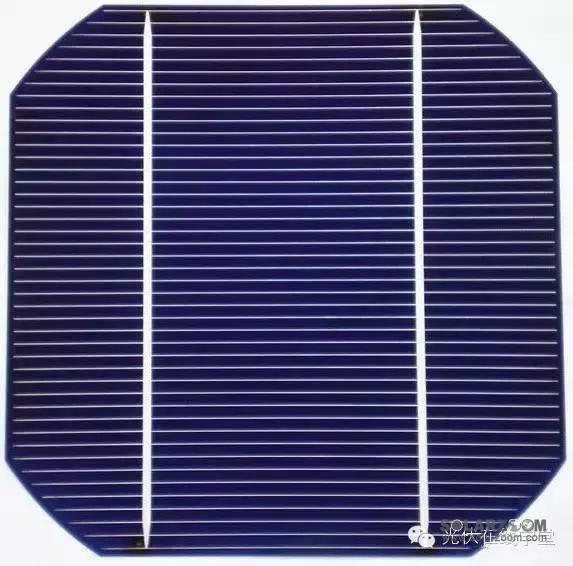 太阳能电池片隐裂及识别方法